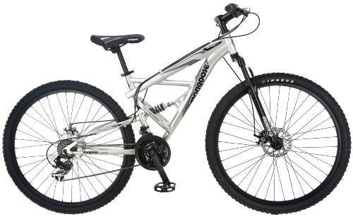 Mongoose R2780 Impasse Dual Full Suspension Bicycle (29-Inch)