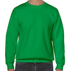 Gildan Men's Fleece Crewneck Sweatshirt