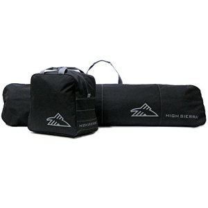 High Sierra Snowboard Sleeve & Boot Bag Combo
