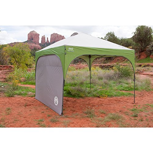 Coleman Instant Canopy Sunwall, Accessory Only, 10 x 10 Feet Canopy sold independently, it is Accessory only