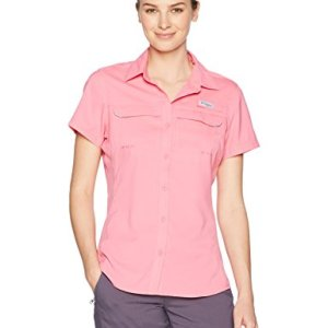 Columbia Women's Lo Drag Short Sleeve Shirt