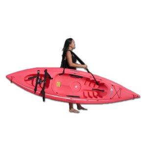 Surf To Summit Kayak Carrier, Scupper Hole Kayak Carrier, Kayak Transportation