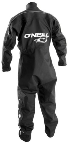 O'Neill Men's Boost 300g Drysuit Breathable Loose Fit for Layering and Increased Warmth