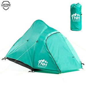 2 Person Camping & Backpacking Tent With Carry Bag