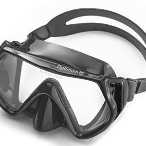 Optimum Diving Mask, Scuba Diving, Free Diving