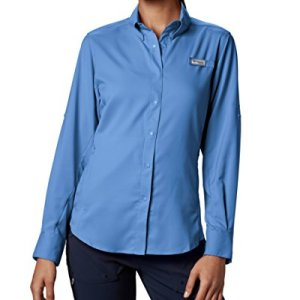 Columbia Women's PFG Tamiami II Long Sleeve Fishing Shirt