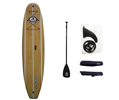 """Keeper Sports CBC 10'6"""" Classic Foam Paddle Board SUP Package: Adjustable Paddle, SUP Leash"""