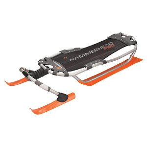 Yukon Charlie's Hammerhead Pro XLD Sled, One Size, Orange