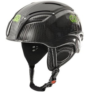Kong Kosmos Full Helmet Small/Medium Black