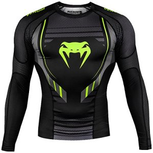 Venum Technical 2.0 Rashguard - Long Sleeves