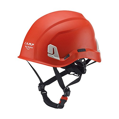 """Our new prime of the road helmet designed to attain the optimum mix of consolation, performance and securityFlip dial adjustment is straightforward to function with one hand and ensures a safe and exact match. Adapter package for small heads is included. The vertical place of the polyamide headband is adjustable each within the entrance and again. The helmet comes customary with sweat absorbing padding on the suspension system. Water-repellent foam substitute padding can also be included within the packaging.Head Circumference Measurement: 51cm - 63cm / 20.0"""" inches to 24.8"""" inches. Weight 470g / 16.8ozANSI Z89.1 Kind 1 Class C licensed for OHSA helmet requirements in a office - Helmet has choices for visors, face screens, and earmuffs"""