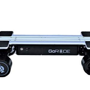 GoRide Pro Skateboard Up to 20 Mile Range Speeds up to 20Mph