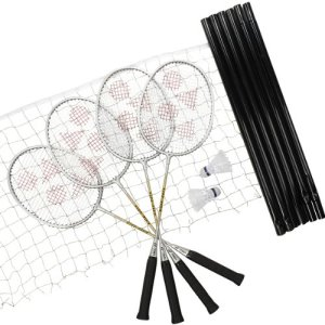 Yonex Leisure Badminton Set (4-pack)