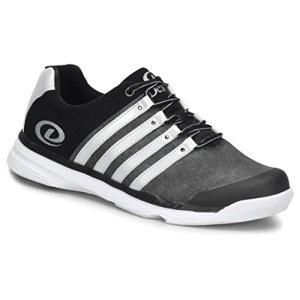 Dexter Mens Kevin Bowling Shoes- Grey/Silver/Black