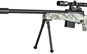 L96 Airsoft Gun Sniper Spring Powered Rifle Gun with Scope