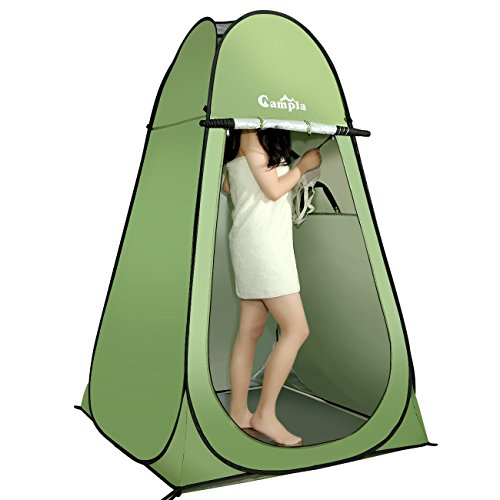Campla Shower Tent Pop up Camping Changing