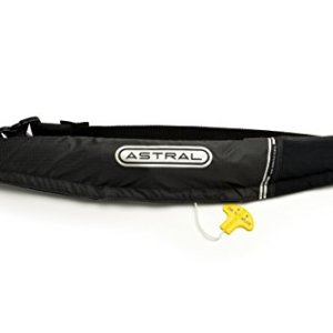 Inflatable PFD Belt for Stand Up Paddle Boarding