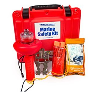 WindRider USCG Boating Safety Kit - Electronic Flare