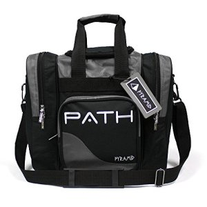 Pyramid Path Pro Deluxe Single Bowling Ball Tote Bowling Bag