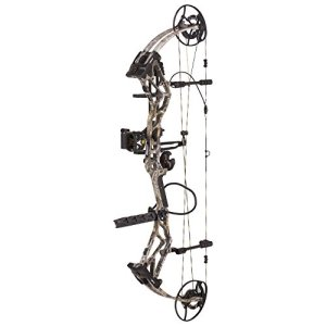 Bear Archery BR33 Hybrid Cam Compound Bow Includes Ready to Hunt Trophy Ridge Accessories