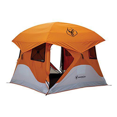 Pop-Up Portable Camping Hub Tent