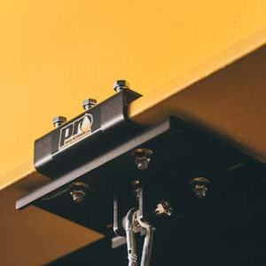 """IB-2100 Punching Bag Mount for I-Beams (3.5""""- 10"""") by PRO Mountings"""