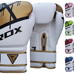 Ego Boxing Gloves Muay Thai Training Professional Maya