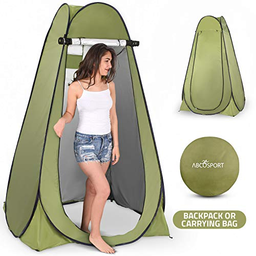 Instant Portable Outdoor Shower Tent