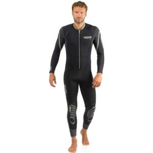 Cressi Men's Front-Zip Full Wetsuit for Water Activities