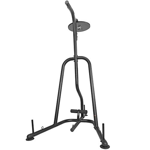 Titan Dual Station Boxing Stand for Speed & Heavy Bag Best