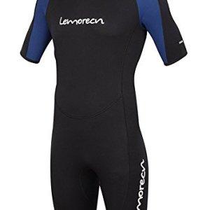 Premium Neoprene Diving Suit 3mm Shorty Jumpsuit