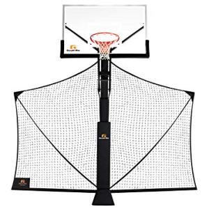 Defensive Net System Quickly Installs on Any Goalrilla Basketball Hoop