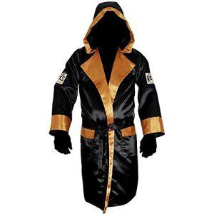 Cleto Reyes Satin Boxing Robe with Hood