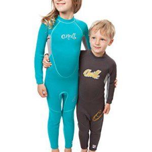 Full Body Wetsuit for Slender Children
