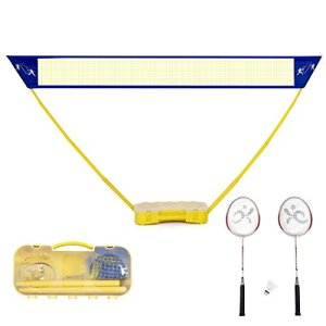 Adjustable Tennis Badminton Volleyball Net