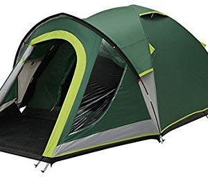 Coleman Kobuk Valley Plus Dome Tent Green and Grey 3 Person