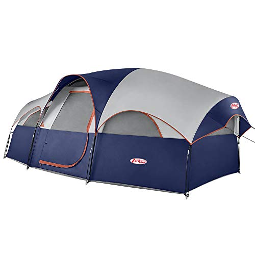 Tomount 8 Person Tent Easy Amp Quick Setup Camping Tent