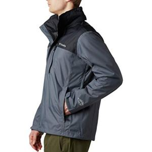 Columbia Men's Pouration Jacket, Waterproof & Breathable
