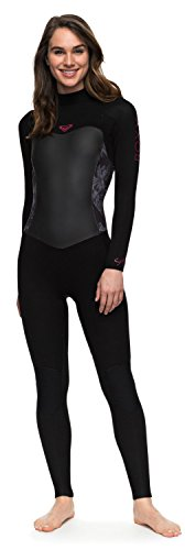 Roxy Womens 5/4/3Mm Syncro Series Back Zip GBS Wetsuit Erjw103028