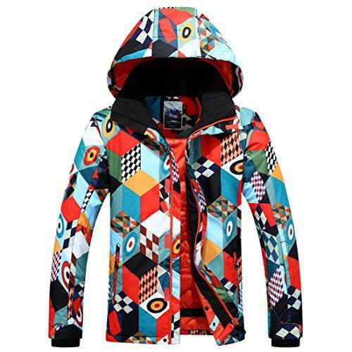 APTRO Men's High Tech Ski Jacket Waterproof Windproof Snowboard Mountain Rain Coat