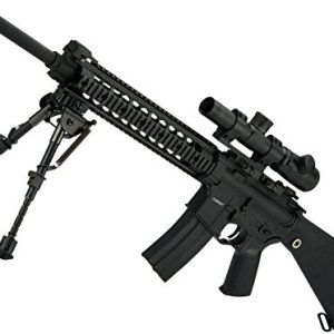 Evike - CYMA Full Metal MK12 SPR MOD.1 Airsoft AEG (Color Options)