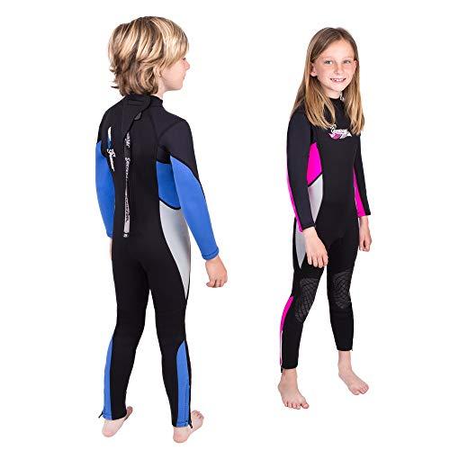 Seavenger Scout 3mm Neoprene Kids' Full Wetsuit