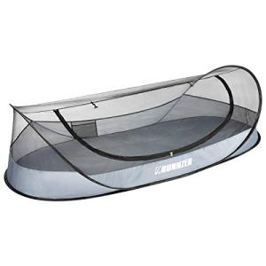 Single Portable Mosquito Net Tent, Pop UP Mosquito Tent for Camping Outdoor Travling Backyard, Self Standing Auto- Expanding