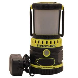 "Streamlight Siege Compact, Rugged 7.25"" Hand Lantern 540 Lumen Uses 3D Cell Alkaline Batteries - 540 Lumens"