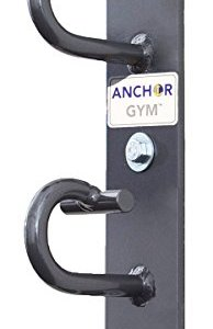 Core Energy Fitness Anchor Gym- H2 (1) Wall Mounted Anchor with Two Hooks