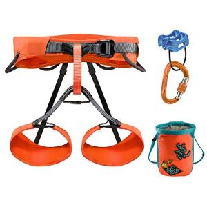 KAILAS Safety Climbing Harness Professional Mountaineering Lightweight Rock Climbing Gear Protect Waist Safety Belt