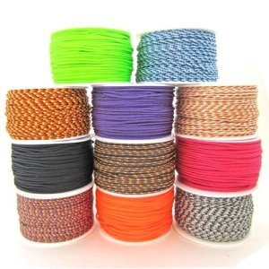 Atwood Mobile Products Micro Sport Cord 1.18mm X 125 Ft Small Spool Lightweight Braided Cord