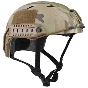 Army Climbing Protective Helmet Base Jump BJ Type Multicam MC