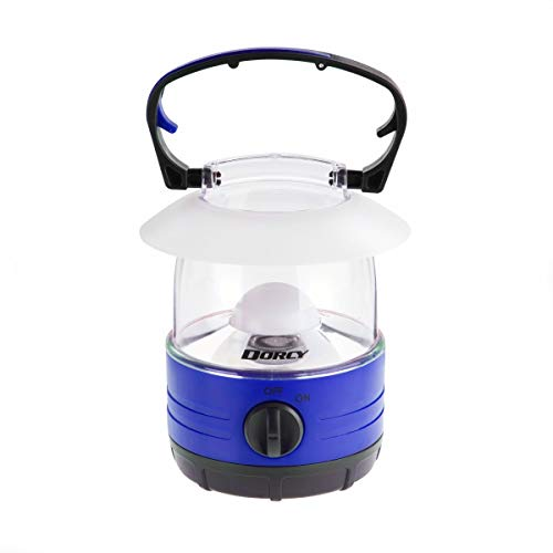 Dorcy LED Bright Mini Lantern 70 Hour Run Time, Assorted Colors, Small, Model Number: 41-1017