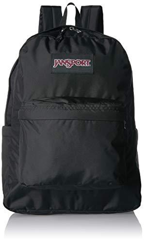 JanSport Ashbury 15 Inch Laptop Backpack - Comfortable School Pack, Black